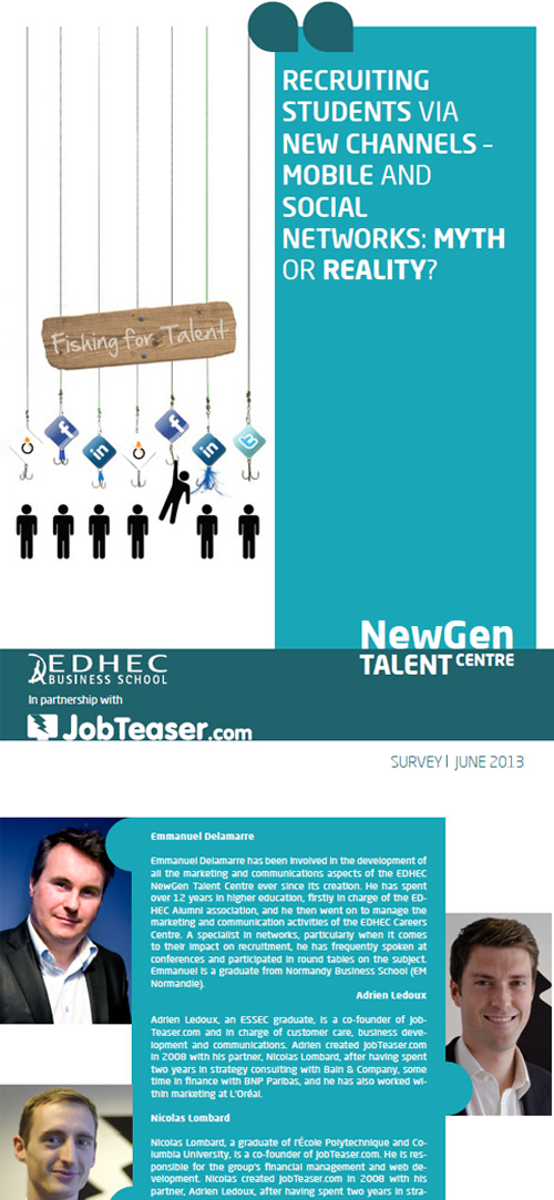 2013-06 - Recruiting students via new channels, mobile and social networks myth or reality-preview