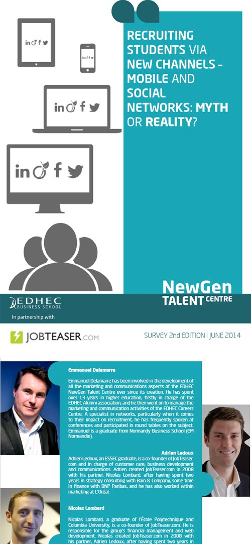 2014-06 - Recruiting students via new channels, mobile and social networks myth or reality-preview