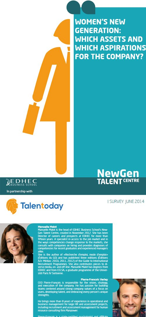 2014-06 - Women's new generation which assets and which aspirations for the company-preview