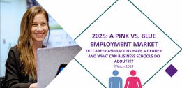 2025 : A PINK VS. BLUE EMPLOYMENT MARKET
