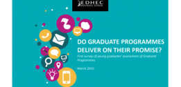 Do Graduate Programmes deliver on their promise ?