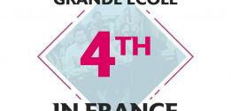 EDHEC RANKED FOURTH AMONG GRANDE ECOLES IN FRANCE BY CHALLENGES
